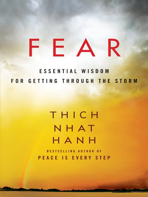 Title details for Fear by Thich Nhat Hanh - Wait list