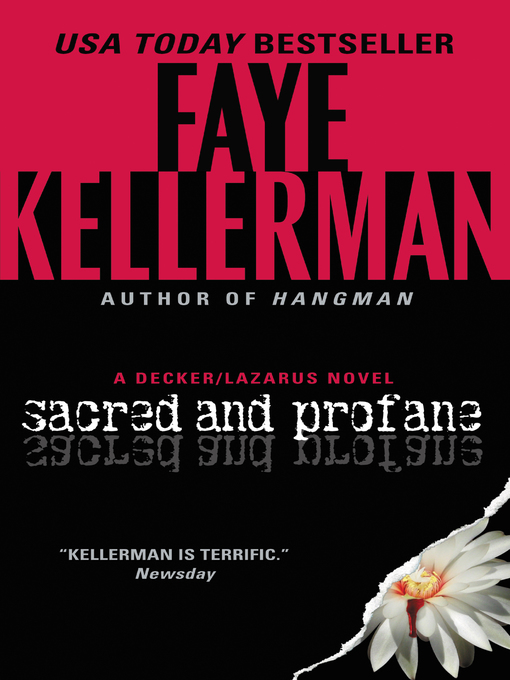 Title details for Sacred and Profane by Faye Kellerman - Available