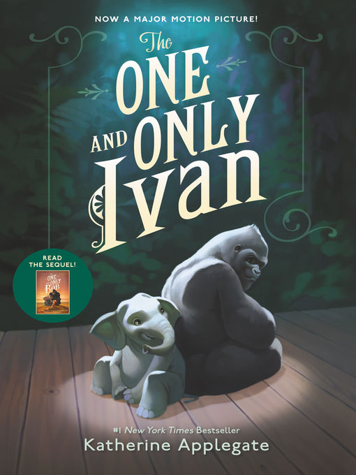 Title details for The One and Only Ivan by Katherine Applegate - Available