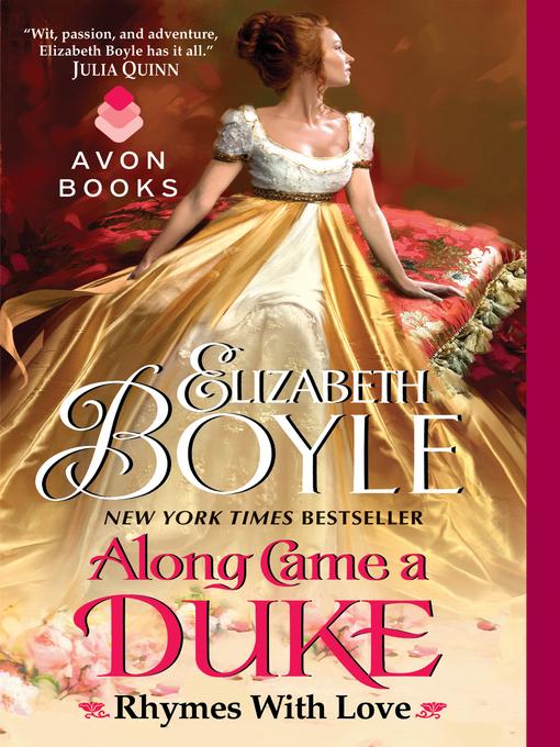 Title details for Along Came a Duke by Elizabeth Boyle - Wait list