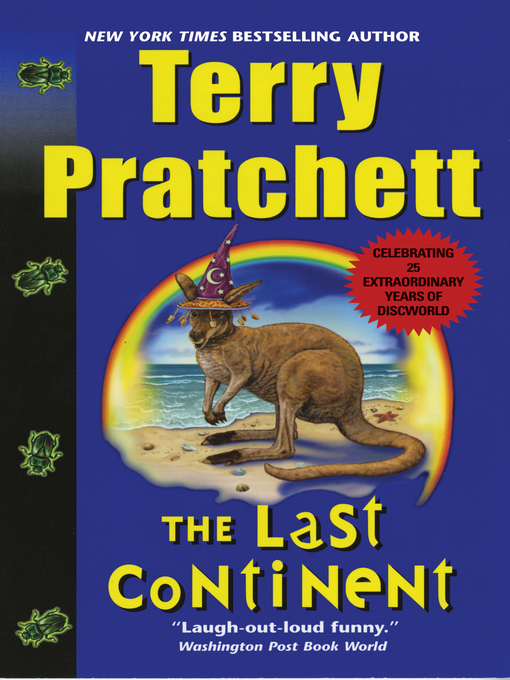 Title details for The Last Continent by Terry Pratchett - Available
