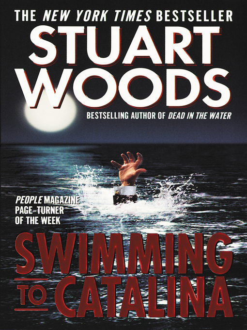 Title details for Swimming to Catalina by Stuart Woods - Available