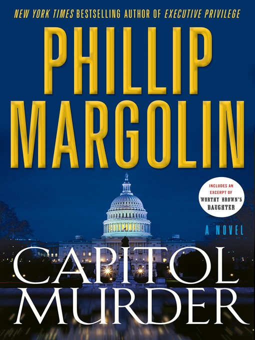 Title details for Capitol Murder by Phillip Margolin - Available