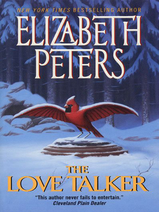 Title details for The Love Talker by Elizabeth Peters - Available