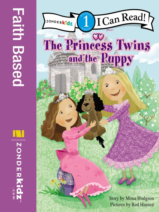 Title details for The Princess Twins and the Puppy by Mona Hodgson - Available