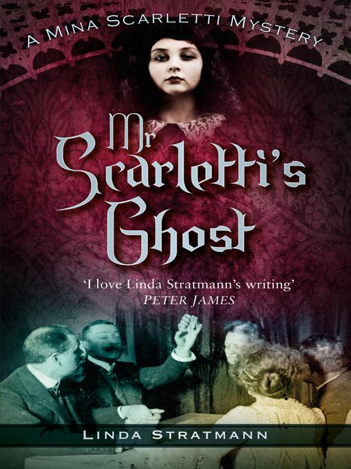 Title details for Mr Scarletti's Ghost by Linda Stratmann - Wait list
