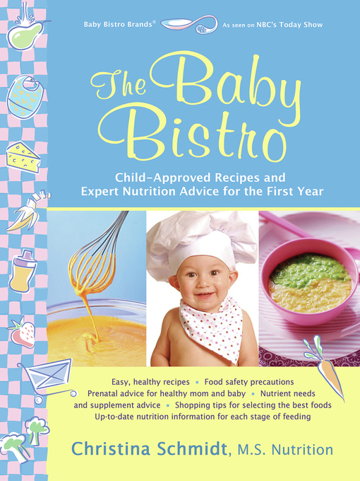 Title details for The Baby Bistro by Christina Schmidt - Available