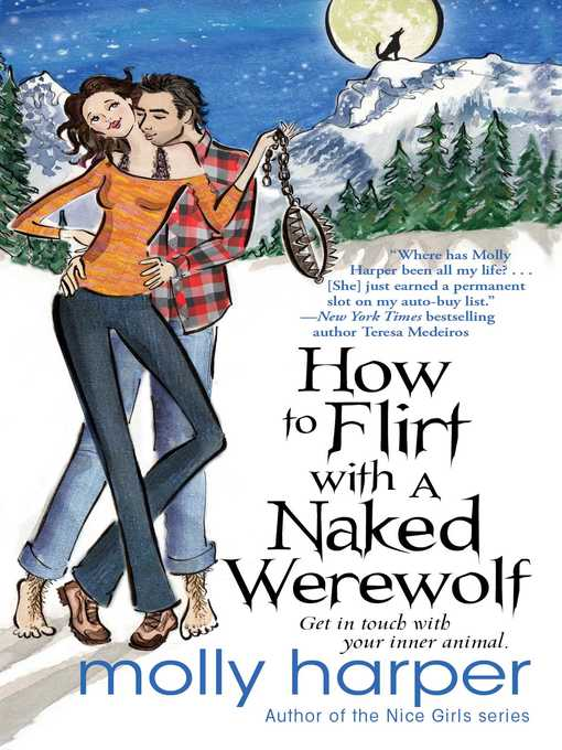 Title details for How to Flirt with a Naked Werewolf by Molly Harper - Wait list