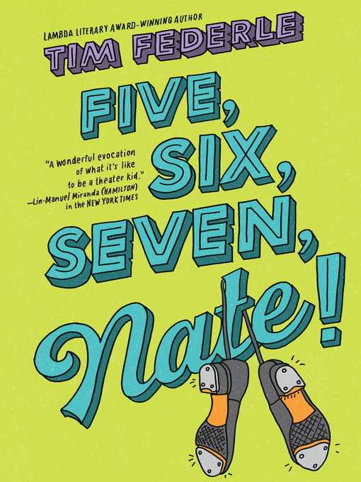 Title details for Five, Six, Seven, Nate! by Tim Federle - Wait list