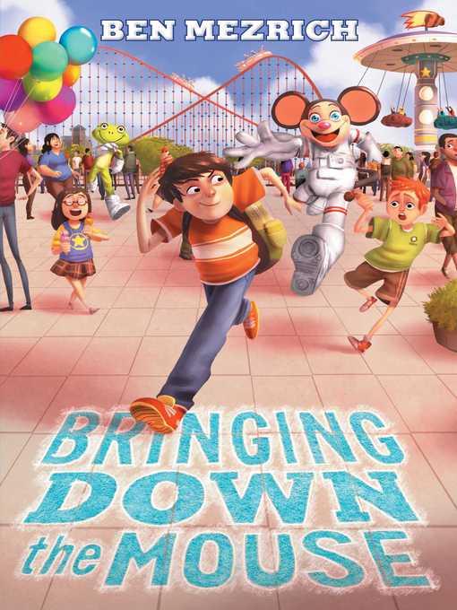 Title details for Bringing Down the Mouse by Ben Mezrich - Wait list
