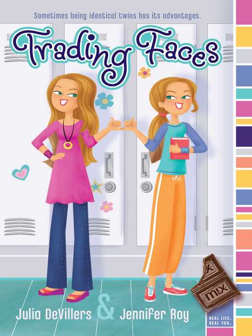 Title details for Trading Faces by Julia DeVillers - Wait list