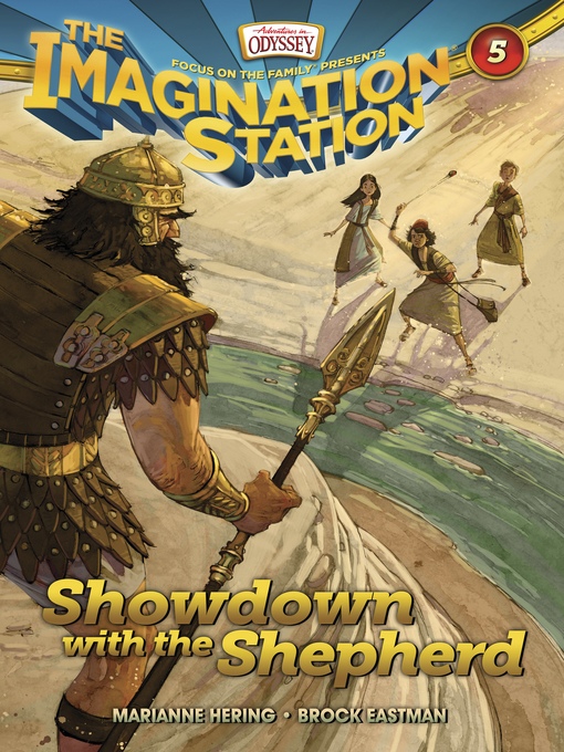 Title details for Showdown with the Shepherd by Marianne Hering - Available