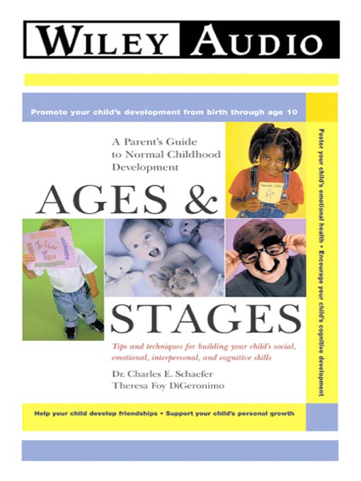 Title details for Ages & Stages by Charles Schaeffer - Available