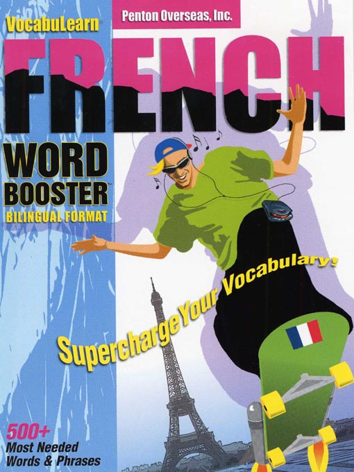 Title details for VocabuLearn® French Word Booster by Penton Overseas, Inc. - Available