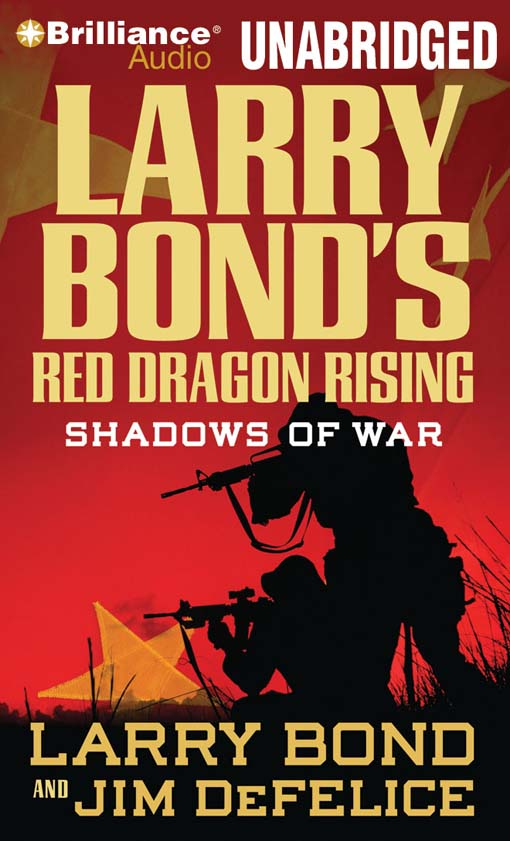 Title details for Shadows of War by Larry Bond - Wait list