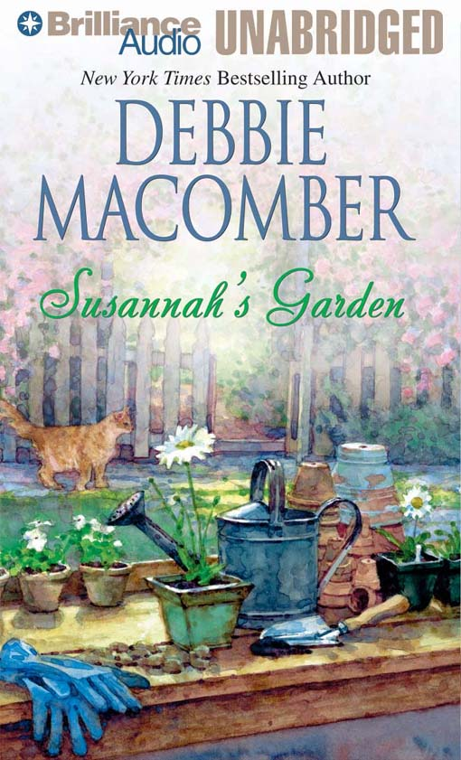 Title details for Susannah's Garden by Debbie Macomber - Wait list