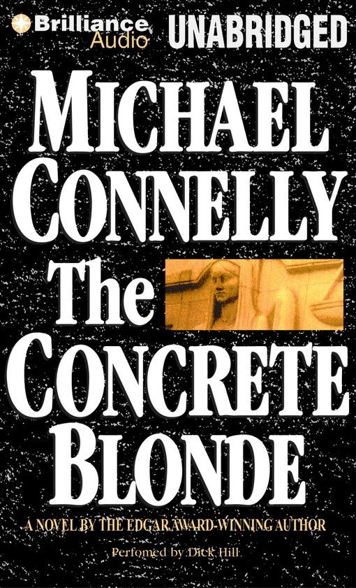 Title details for The Concrete Blonde by Michael Connelly - Wait list