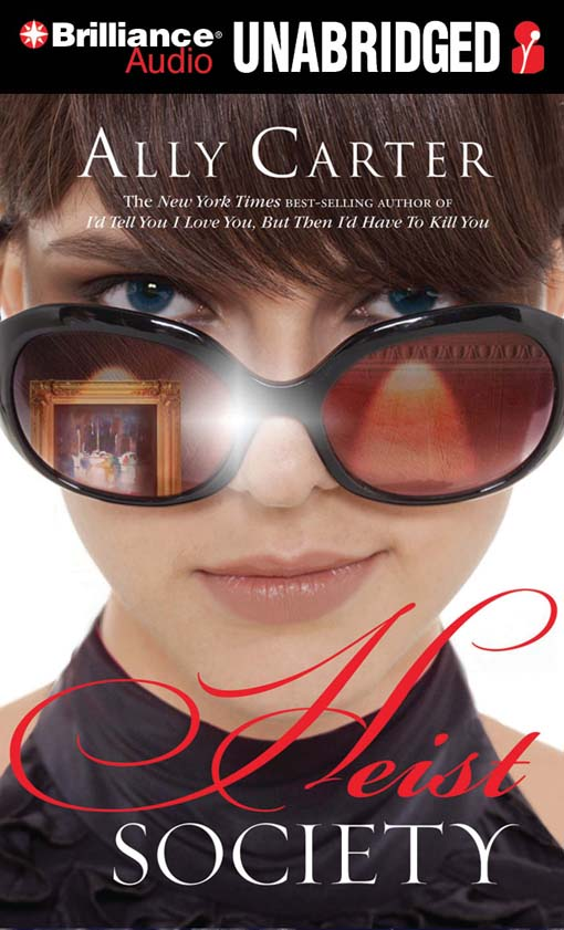Title details for Heist Society by Ally Carter - Wait list