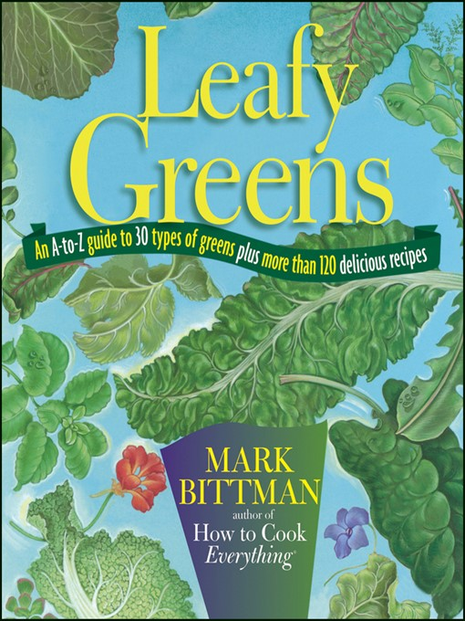 Title details for Leafy Greens by Mark Bittman - Wait list
