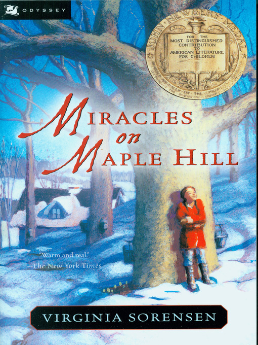 Title details for Miracles on Maple Hill by Virginia Sorensen - Wait list