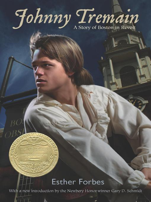 Title details for Johnny Tremain by Esther Hoskins Forbes - Available