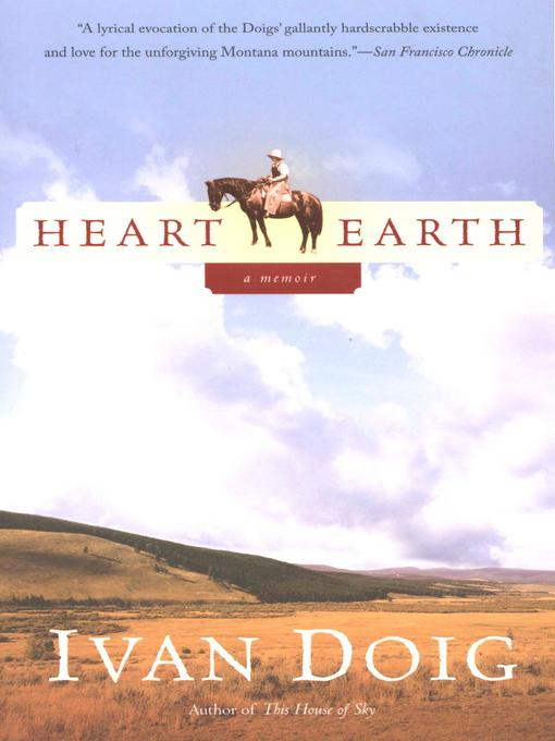 Title details for Heart Earth by Ivan Doig - Wait list