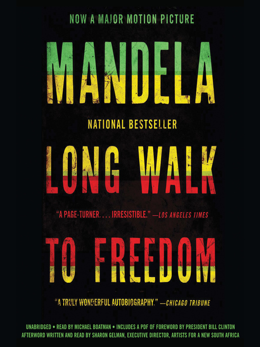 Title details for Long Walk to Freedom by Nelson Mandela - Available