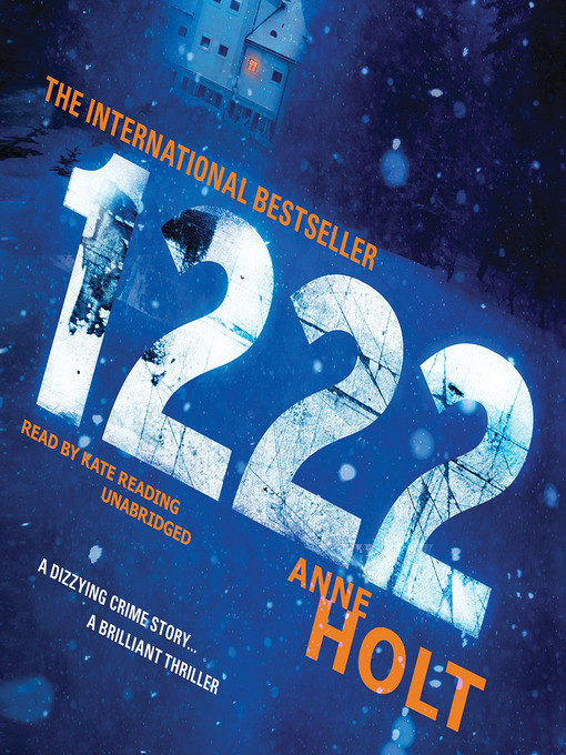 Title details for 1222 by Anne Holt - Available