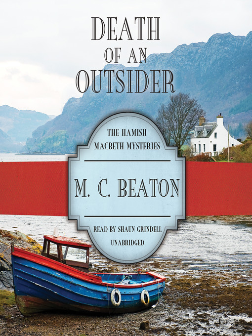 Title details for Death of an Outsider by M. C. Beaton - Wait list