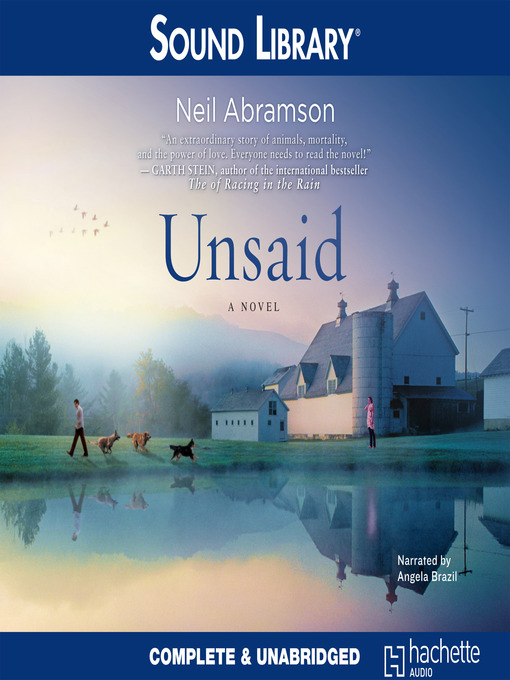 Title details for Unsaid by Neil Abramson - Available