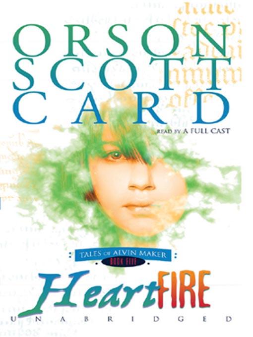 Title details for Heartfire by Orson Scott Card - Wait list