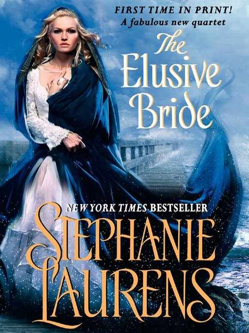 Title details for The Elusive Bride by STEPHANIE LAURENS - Wait list