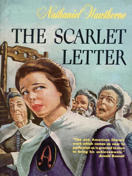 Title details for The Scarlet Letter by Nathaniel Hawthorne - Available
