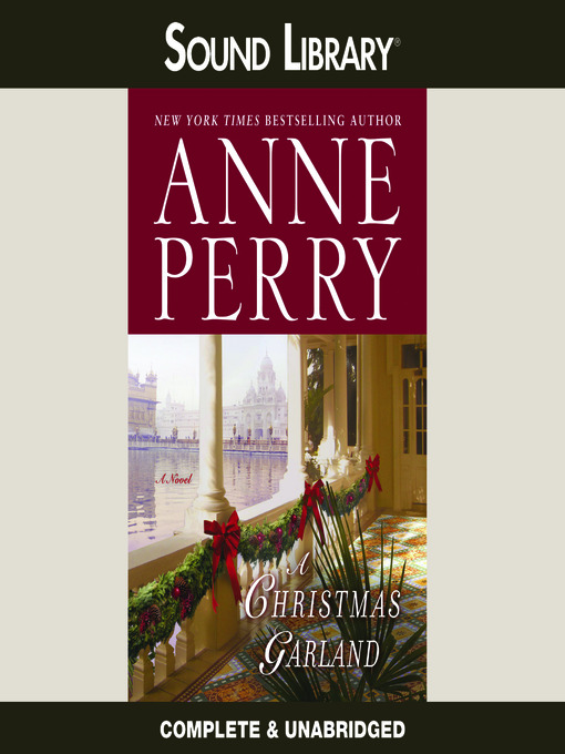 Title details for A Christmas Garland by Anne Perry - Wait list