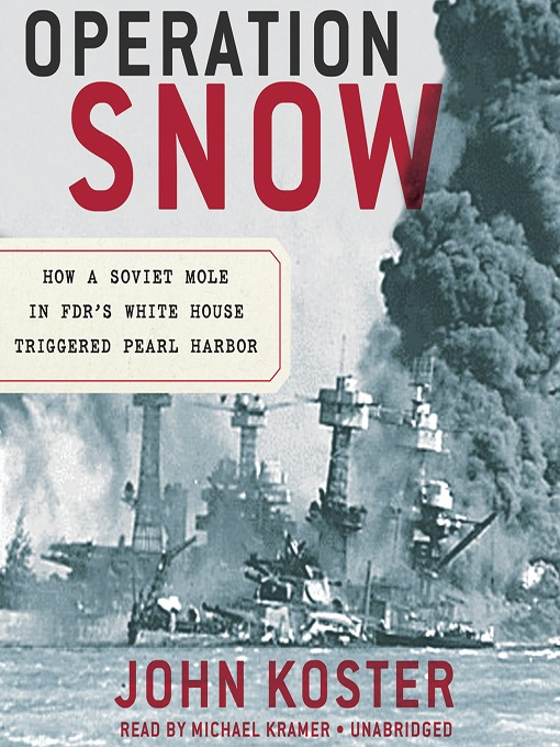 Title details for Operation Snow by John Koster - Available