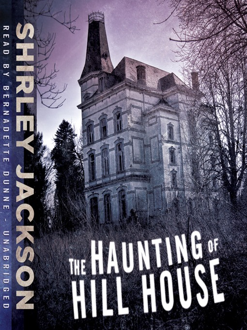 Title details for The Haunting of Hill House by Shirley Jackson - Wait list
