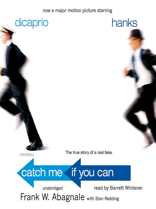 Title details for Catch Me If You Can by Frank W. Abagnale - Wait list