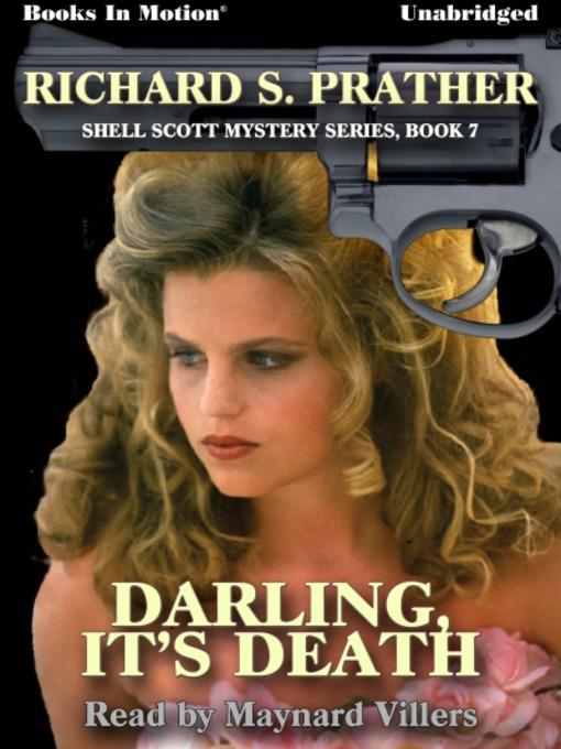 Title details for Darling, It's Death by Richard S. Prather - Wait list