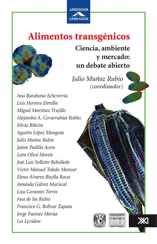 Title details for Alimentos transgénicos by Julio Muñoz Rubio - Available