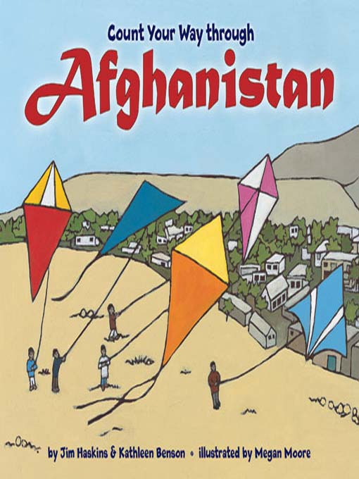 Title details for Count Your Way through Afghanistan by Jim Haskins and - Available