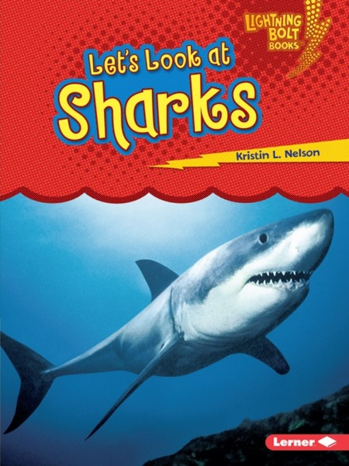 Title details for Let's Look at Sharks by Kristin L. Nelson - Available
