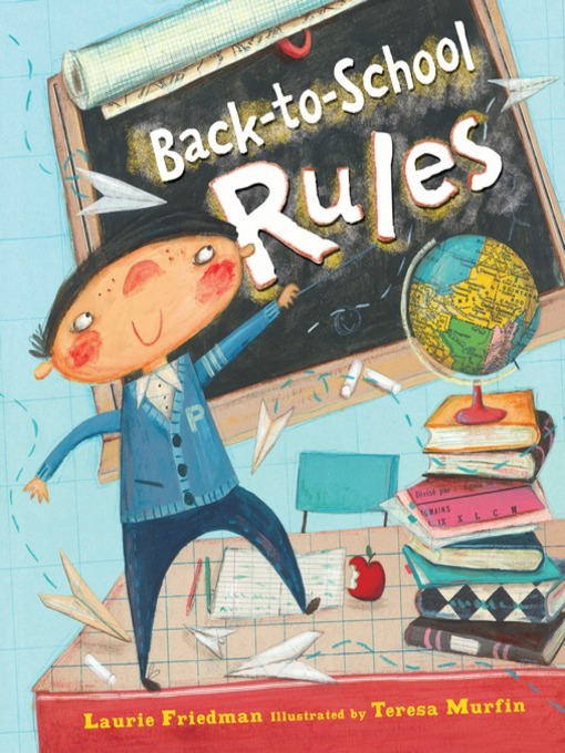 Title details for Back-to-School Rules by Laurie Friedman - Available
