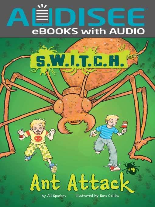 Title details for Ant Attack by Ali Sparkes - Available