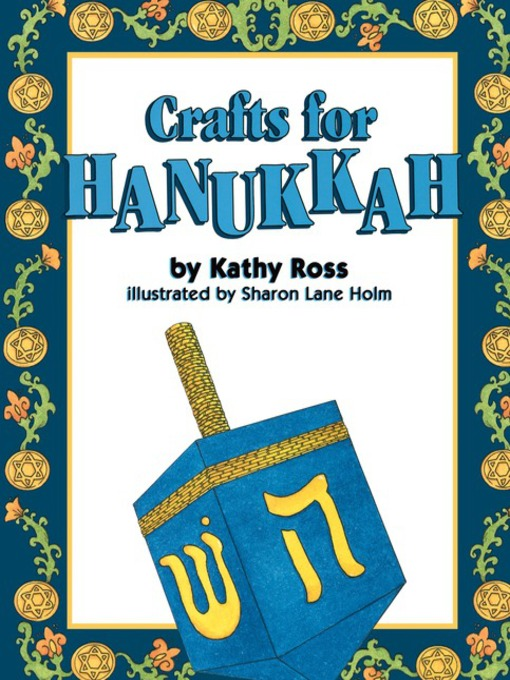 Title details for Crafts for Hanukkah by Kathy Ross - Available