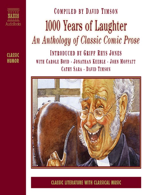 Title details for 1000 Years of Laughter by David Timson - Available