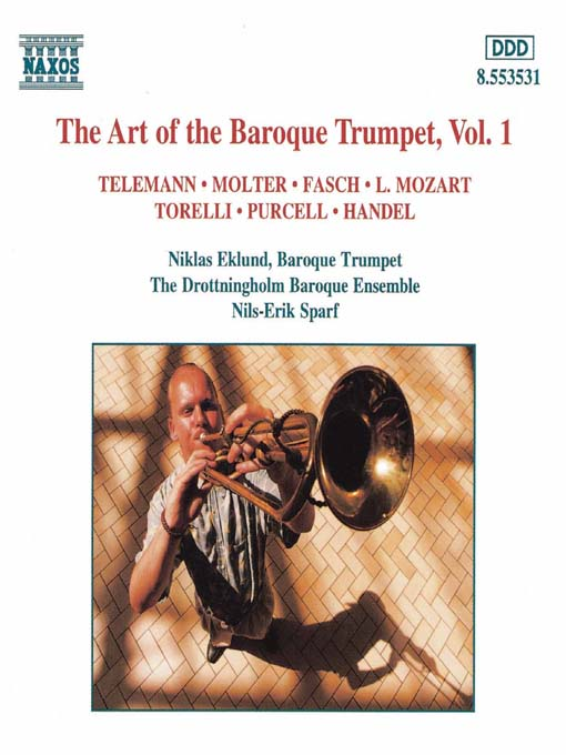baroque trumpet painting - photo #7