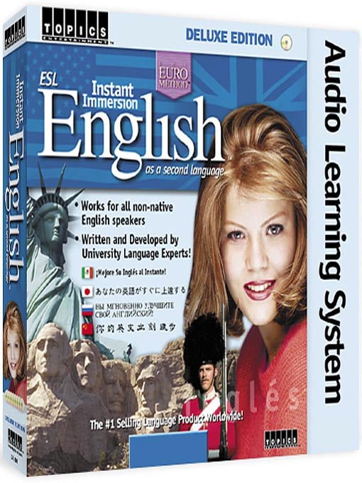 Title details for Instant Immersion English by TOPICS Entertainment - Wait list