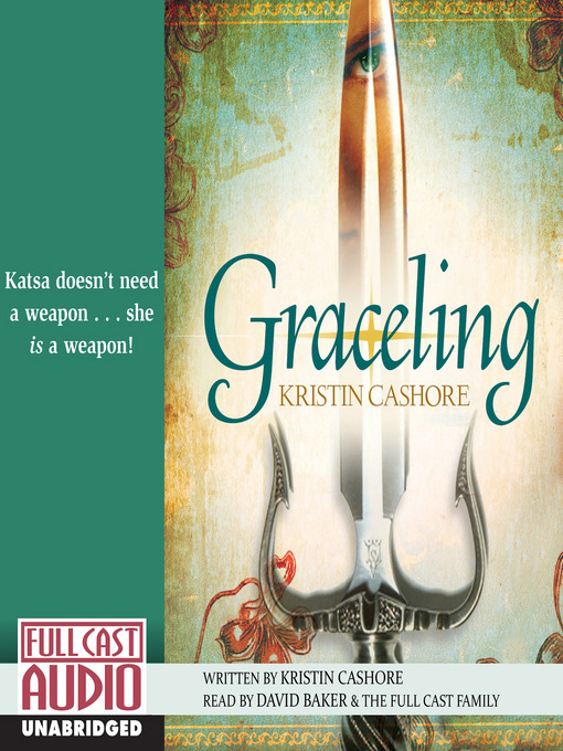 Title details for Graceling by Kristin Cashore - Available