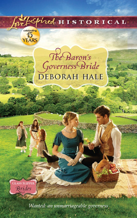 Title details for The Baron's Governess Bride by Deborah Hale - Available