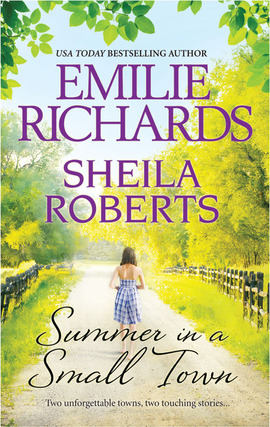 Title details for Summer in a Small Town: Welcome to Icicle Falls\Treasure Beach by Sheila Roberts - Available